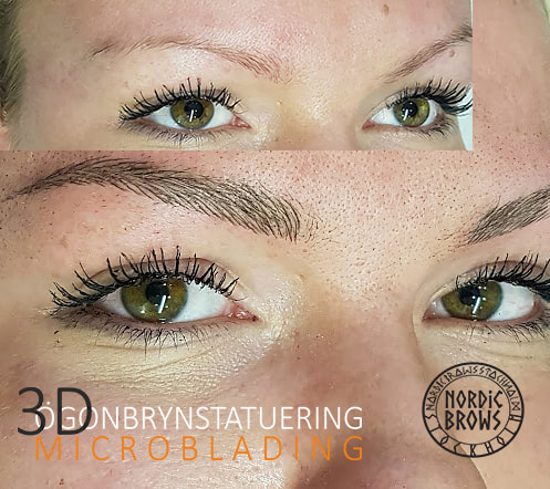 Permanent makeup by Anna Step